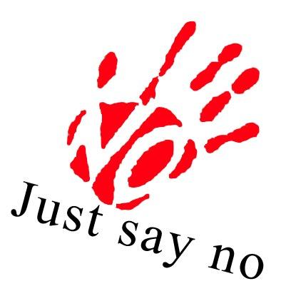 just_say_no